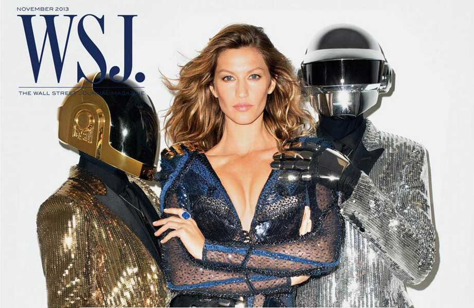 GISELE-DAFT-PUNK-WSJ-DESTAQ