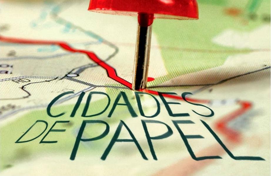 cidades de papel DESTAQ