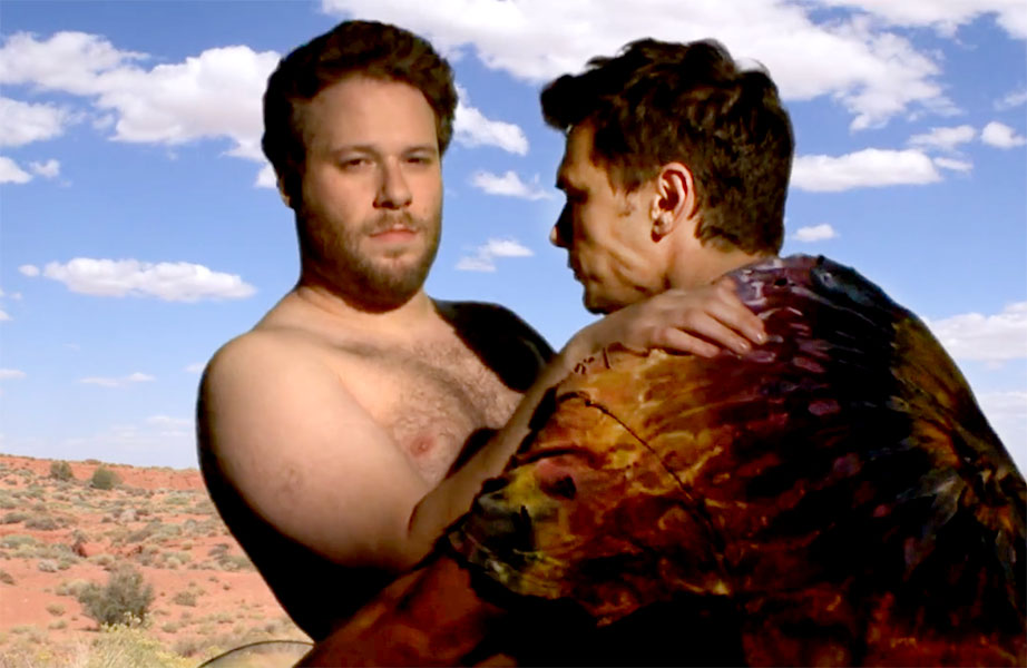 seth-rogen-james-france-parodia-kanye-west