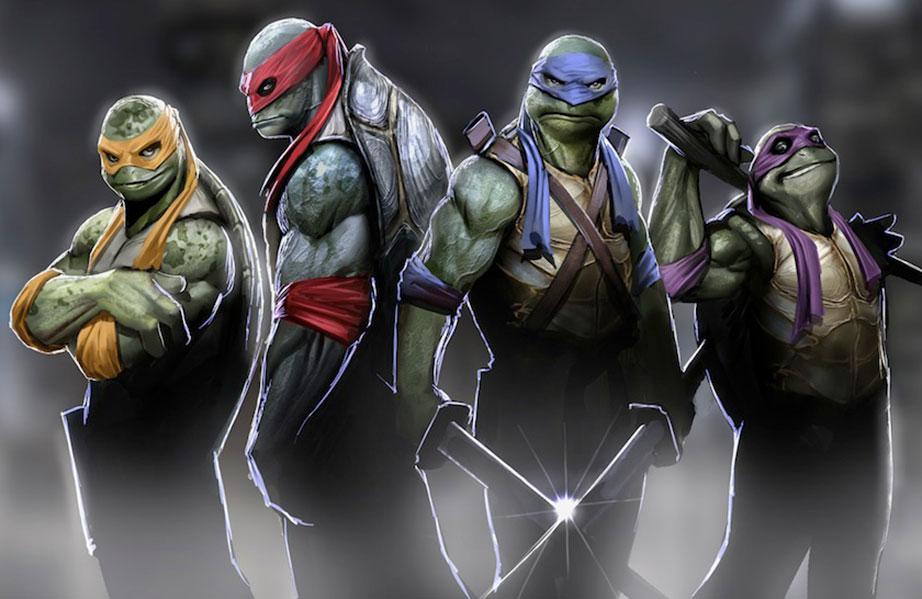 Confira o visual das tartarugas ninja em novo filme thecheapjerseys Image collections