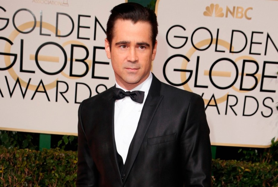 BEVERLY HILLS, CA - JANUARY 12:  Actor Colin Farrell attends the 71st Annual Golden Globe Awards held at The Beverly Hilton Hotel on January 12, 2014 in Beverly Hills, California.  (Photo by Jeff Vespa/WireImage)