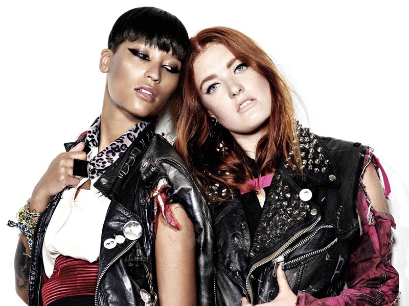 """Icona Pop, whose """"I Love It"""" was released last summer, only recently moved into the Top 10 of Billboard's Hot 100."""