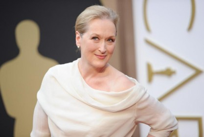 Oscar: Meryl agradece com gif!