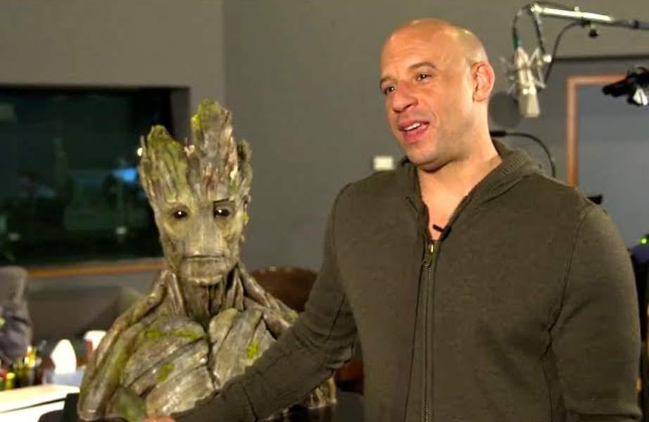 Vin Diesel Fala Eu Sou Groot Em Vários Idiomas Inclusive Em