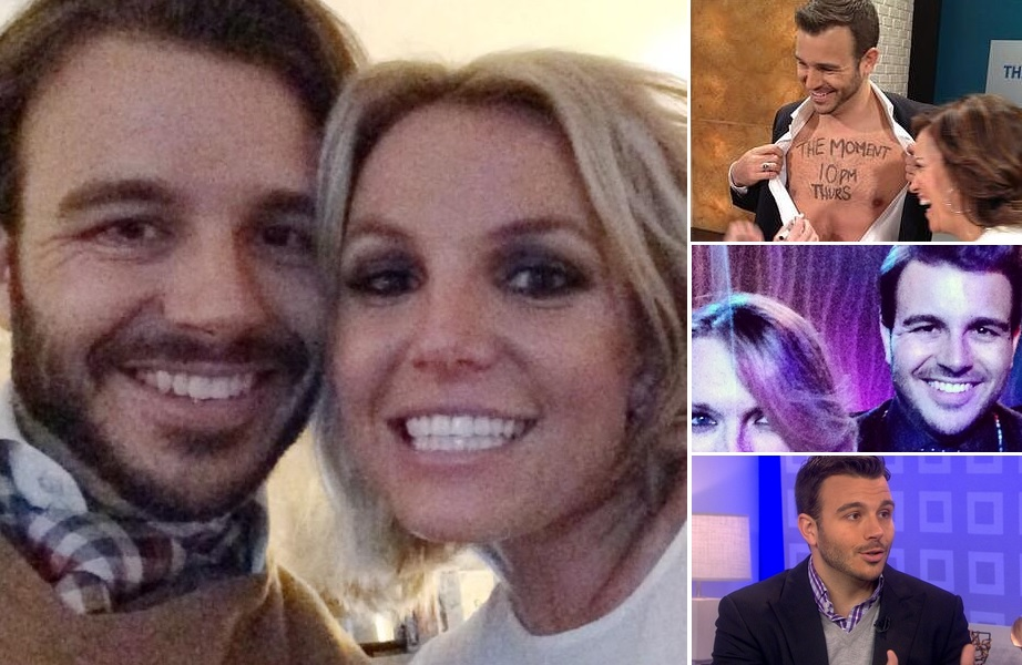 Britney Spears 15 fotos do Charlie Ebersol, novo namoradoney da princesa do pop