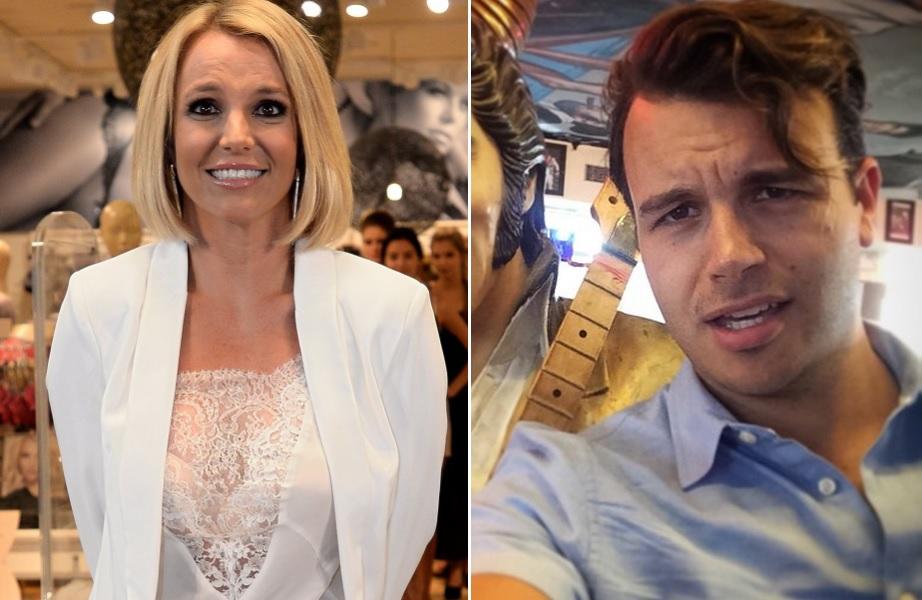 Cansada da vida de solteiraney, Britney Spears pode estar pegando produtor