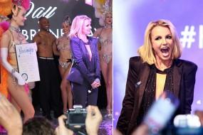 "Veja Britney Spears virando dona de Las Vegas no primeiro ""Britney Day"""