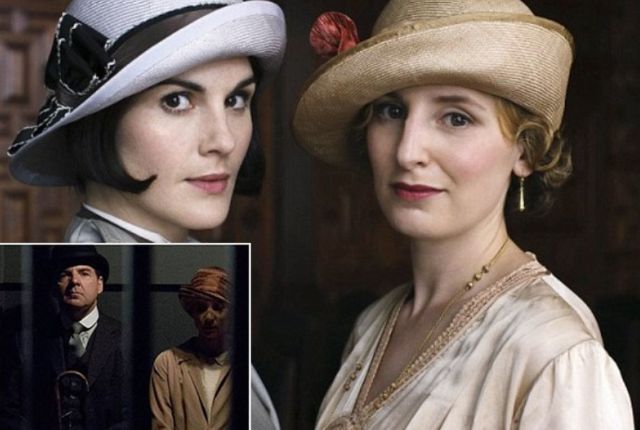 "Downton Abbey"": estamos nervosos com as fotos do episódio final da ..."