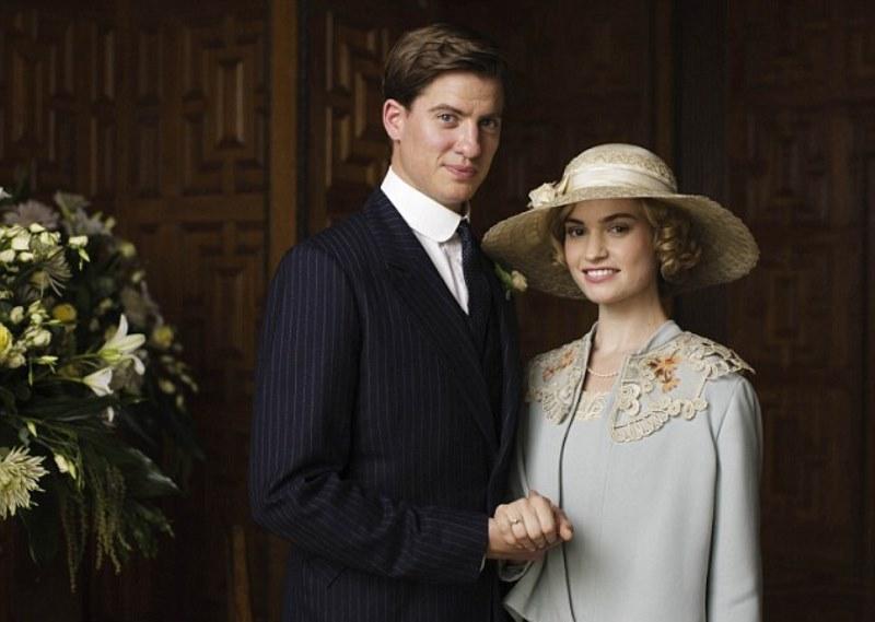 Downton Abbey Cuarta Temporada | Downton Abbey Estamos Nervosos Com As Fotos Do Episodio Final Da