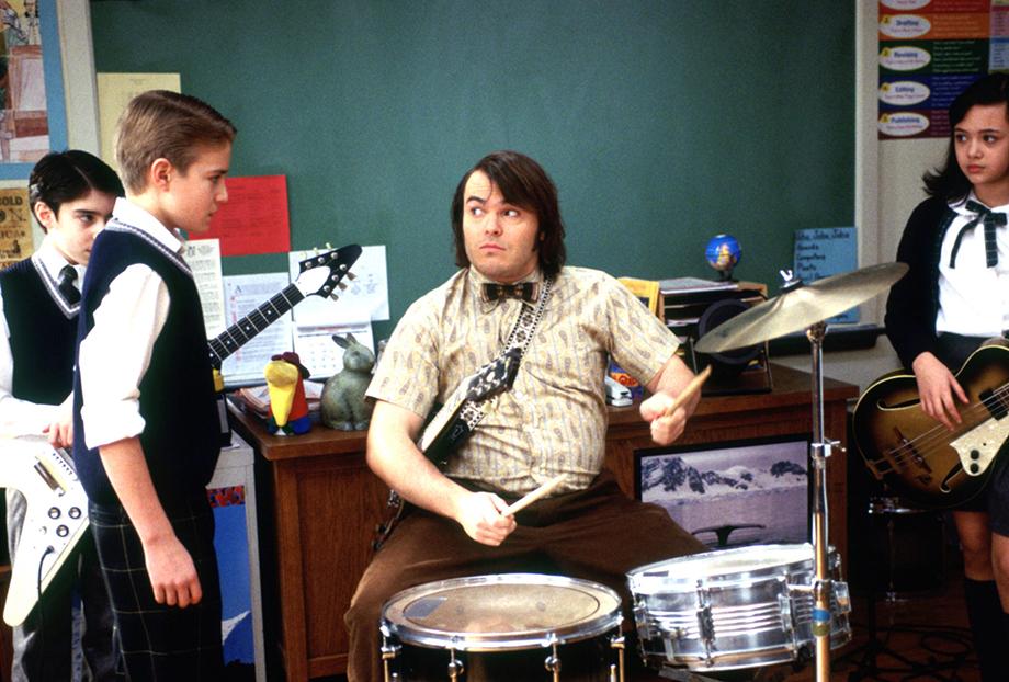 """""""Escola de Rock"""" vai virar um musical da Broadway em 2015"""