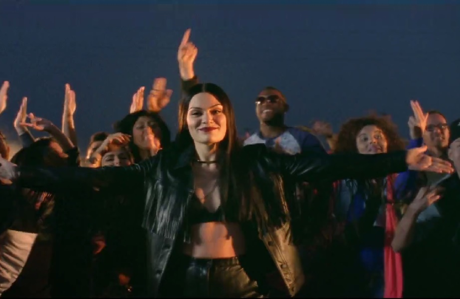jessie j masterpiece music video clip