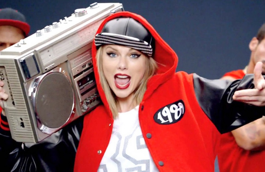 "Taylor Swift é acusada de plágio em ""Shake it Off"" de novo"