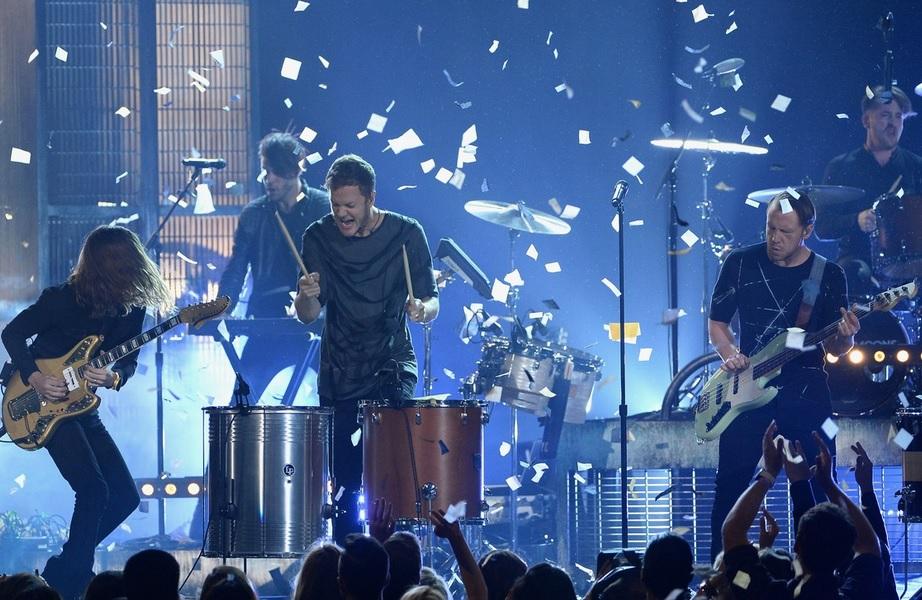 Agora é oficial: Imagine Dragons anuncia dois shows no Brasil em abril
