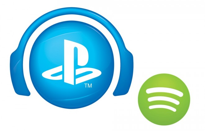 playstation spotify