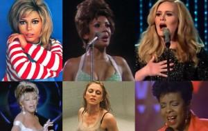 """Adele é a estrela de """"007 – Operação Skyfall"""", mas vale relembrar essas outras divas maravilhosas!"""