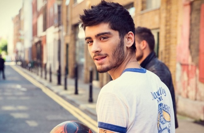 zayn malik one direction the sun