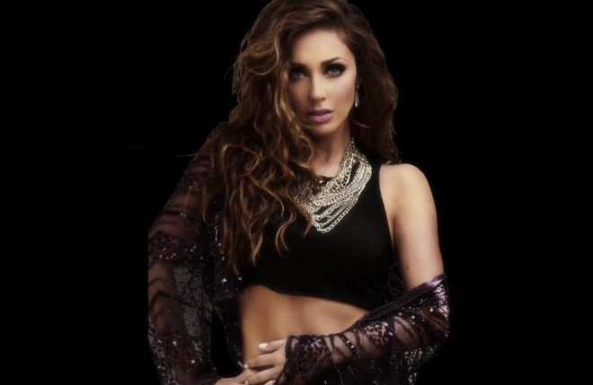 anahi estan ahi lyric video