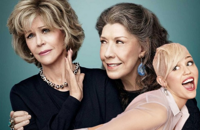 grace and frankie segunda temporada
