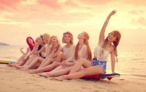 """Girls' Generation faz festa na praia no clipe de """"Party"""""""