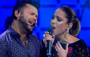"Wanessa e Marcos, do Marcos & Belluti, cantam ""Thinking Out Loud"" do Ed Sheeran"