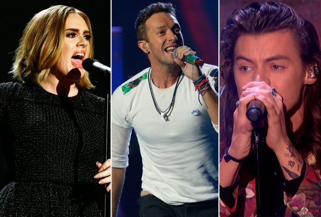 adele-coldplay-one-direction-x-factor