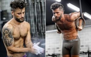 Mais fotos do Bruno Gagliasso de cueca em nova campanha porque sim!