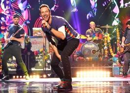 Coldplay tem 3ª turnê mais rentável da história