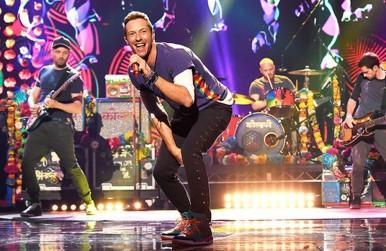 Coldplay riquíssimo com turnê