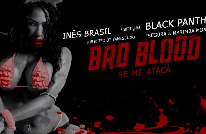 ines brasil se me atava