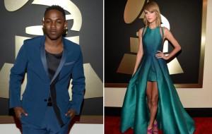 Taylor Swift e Kendrick Lamar lideram indicações ao Grammy 2016