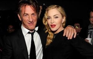 """Madonna sai em defesa de Sean Penn em processo judicial: """"ele nunca me bateu"""""""