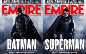 """""""Batman Vs Superman"""" tem novas fotos divulgadas na revista Empire"""