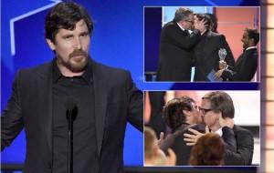 O Critics' Choice Awards 2016 foi a premiação do beijoqueiro Christian Bale