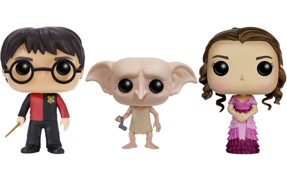 Funko Anuncia Novos Bonecos De Harry Potter