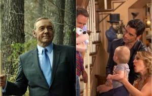 """Netflix mostra novos vídeos das séries """"House of Cards"""" e """"Fuller House"""""""