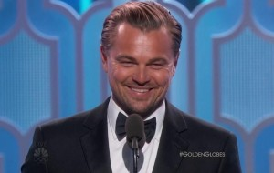 """""""O Regresso"""", com Leonardo DiCaprio, é o maior vencedor do Globo de Ouro 2016"""