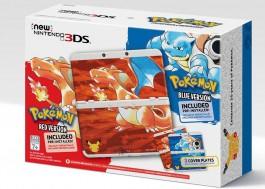 """""""Pokémon"""" completa 20 anos e vai comemorar com esse 3DS especial lindão + eventos!"""
