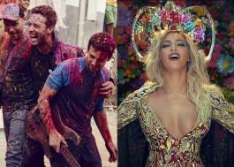 Beyoncé e Coldplay recebem três indicações ao Billboard Touring Awards