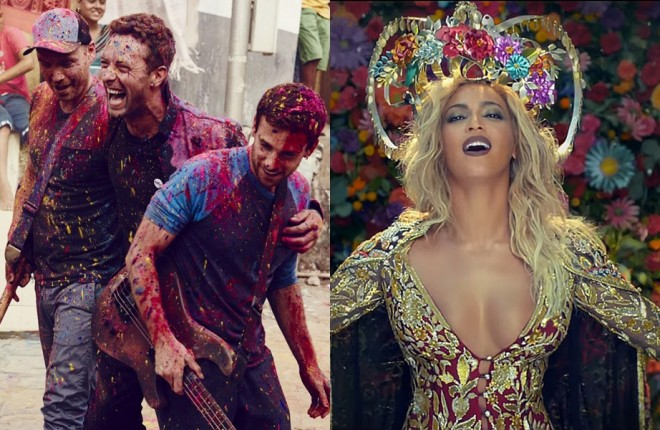 Coldplay-Beyonce