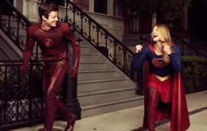 "Enquanto salvam o mundo, séries ""The Flash"" e ""Supergirl"" farão crossover musical!"