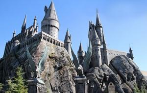 """Uau! Olha as primeiras fotos do novo parque temático de """"Harry Potter"""" nos EUA!"""
