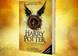 """Cursed Child"" supera recorde de pré-venda de ""Harry Potter e as Relíquias da Morte"""