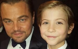 Depois de roubar a cena no SAG Awards, Jacob Tremblay fala como foi conhecer Leonardo DiCaprio