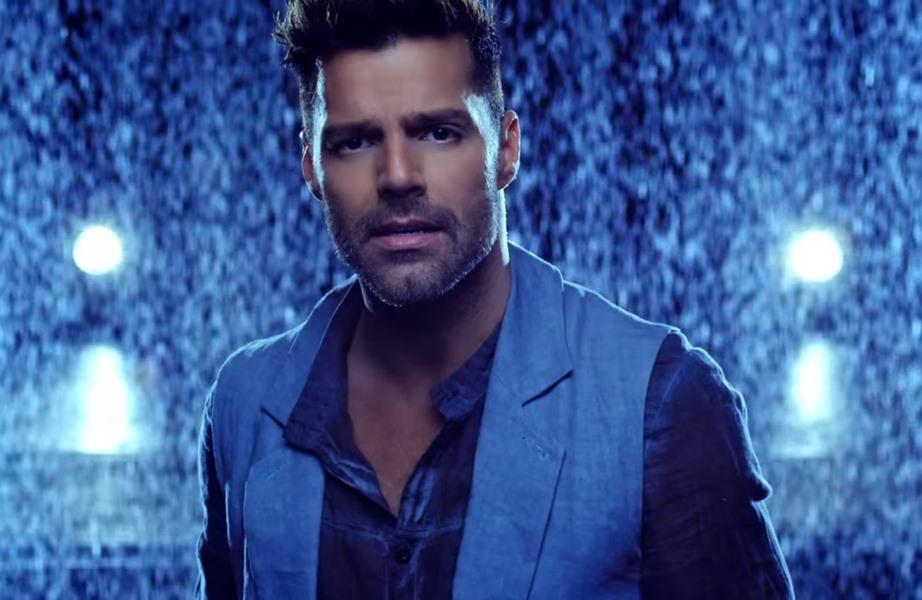 """Ricky Martin está arrependido no clipe de """"Perdóname"""""""