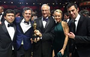"""""""Spotlight"""" vence melhor filme e """"Mad Max"""" leva seis prêmios no Oscar 2016"""