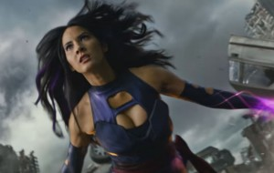 Olivia Munn brilhando como Psylocke no trailer do novo X-Men