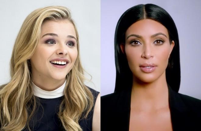 Chloe-moretz-kim-kardashian