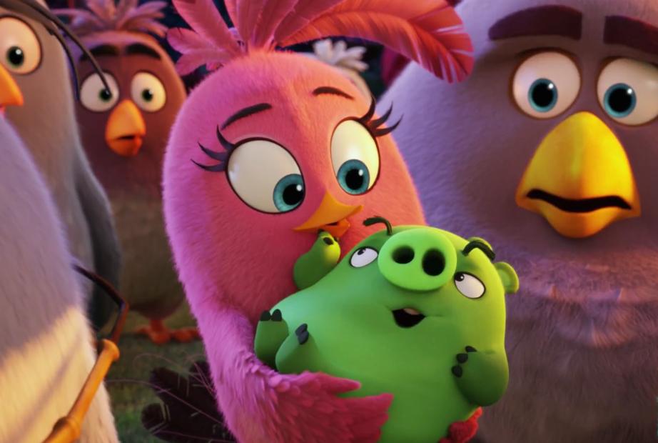 """Como Desenhar O Pássaro Amarelo De Angry Birds Personagem: Novo Trailer De """"Angry Birds"""