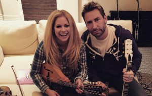 Rumor: Avril Lavigne e Chad Kroeger podem estar se reconciliando