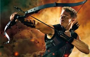 Jeremy Renner quer uma série do Gavião Arqueiro na Netflix